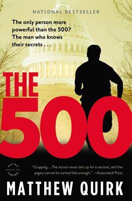 The 500: A Novel, Quirk, Matthew
