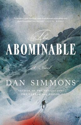 Image for The Abominable A Novel