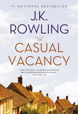 Image for CASUAL VACANCY, THE
