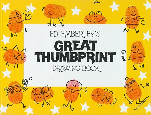 Image for GREAT THUMBPRINT DRAWING BOOK