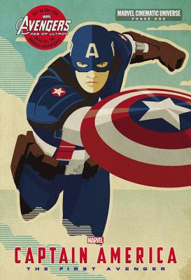 Image for Phase One: Captain America: The First Avenger (Marvel Cinematic Universe)