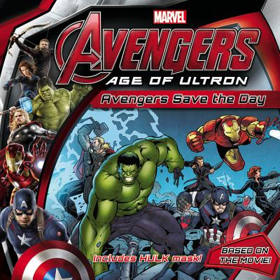 Image for AVENGERS SAVE THE DAY