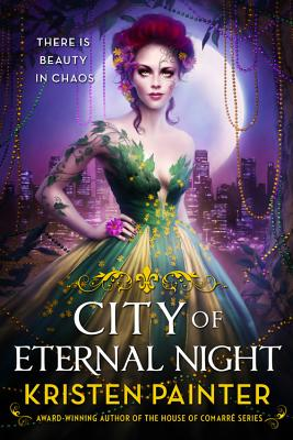 Image for City of Eternal Night (Crescent City)
