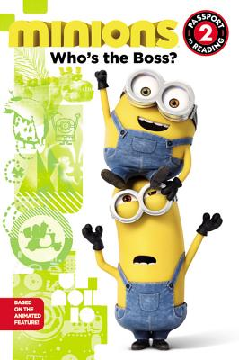 Image for Minions: Who's the Boss? (Passport to Reading)