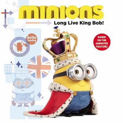 Image for Minions: Long Live King Bob!