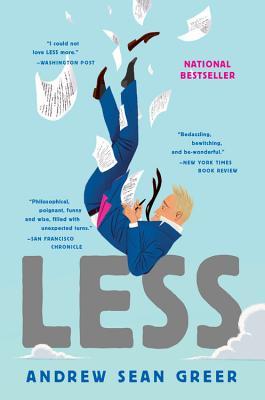 Less: A Novel, Andrew Sean Greer