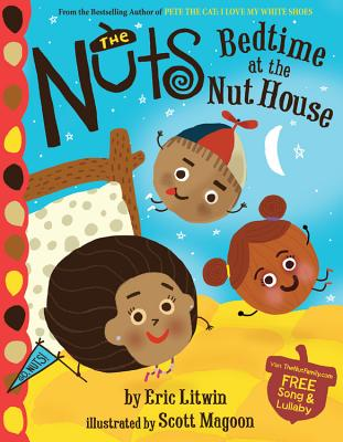 Image for NUTS: BEDTIME AT THE NUT HOUSE