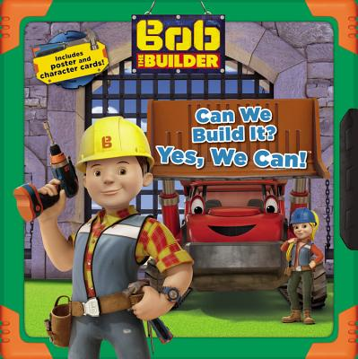 Image for Bob the Builder: Can We Build It? Yes, We Can!