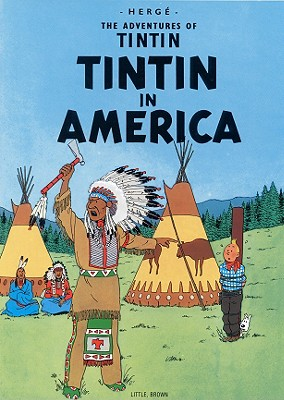 Tintin in America: The Adventures of Tintin, Herge