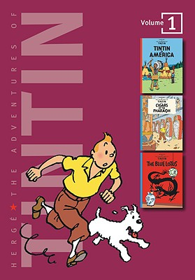 Image for Adventures Of Tintin: Tintin In America / Cigars O