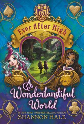 Ever After High: A Wonderlandiful Doodle Book, Henderson, Jeanine