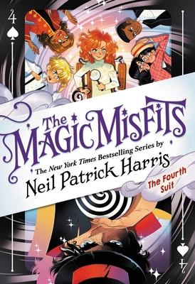 Image for The Magic Misfits: The Fourth Suit (The Magic Misfits (4))
