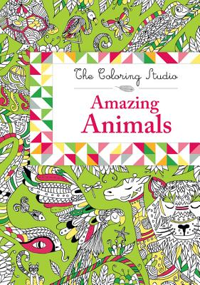 Image for Amazing Animals (The Coloring Studio)