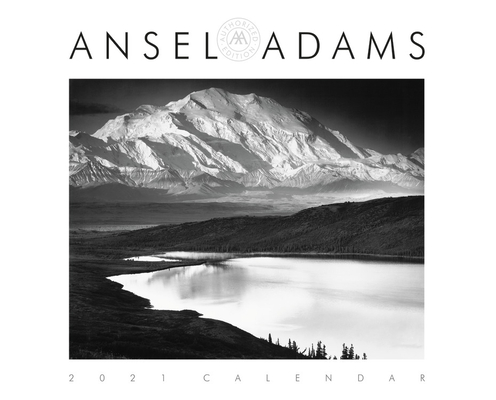 Image for Ansel Adams 2021 Wall Calendar