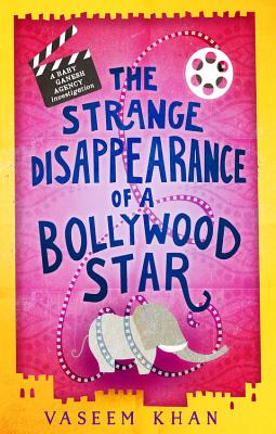 Image for The Strange Disappearance of a Bollywood Star (Baby Ganesh Agency Investigation)