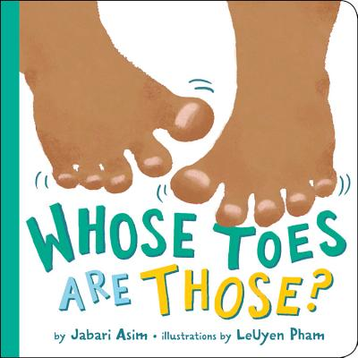 Image for Whose Toes Are Those?