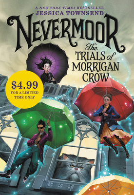 Image for NEVERMOOR: THE TRIALS OF MORRIGAN CROW (NO 1) (SPECIAL EDITION)