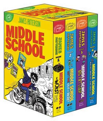 Image for Middle School Box Set