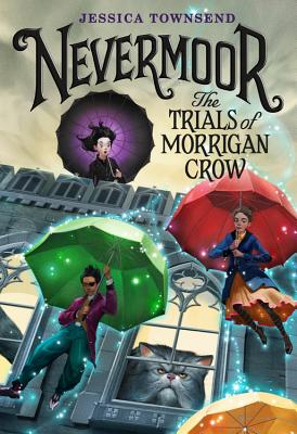 Image for Nevermoor: The Trials of Morrigan Crow