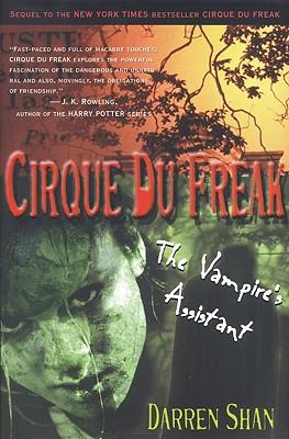Image for Cirque Du Freak #2: The Vampire's Assistant: Book 2 in the Saga of Darren Shan (Cirque Du Freak: Saga of Darren Shan)