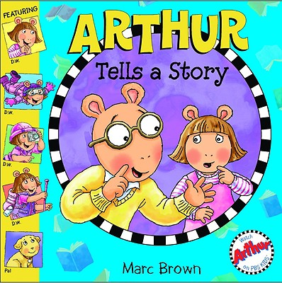 Image for ARTHUR TELLS A STORY