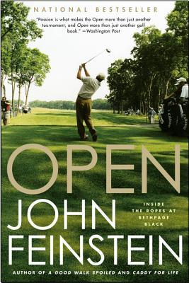 Open: Inside the Ropes at Bethpage Black, John Feinstein