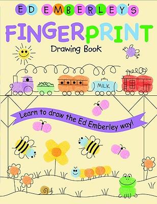 Image for Ed Emberley's Fingerprint Drawing Book (Ed Emberley's Drawing Book Of...)