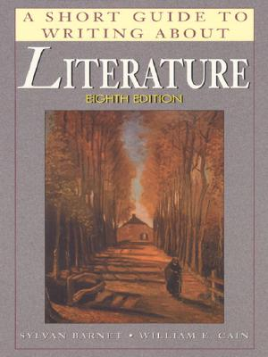 Image for A Short Guide to Writing About Literature (8th Edition)