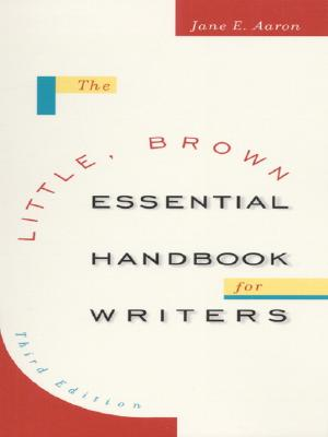 Image for ESSENTIAL HANDBOOK FOR WRITERS