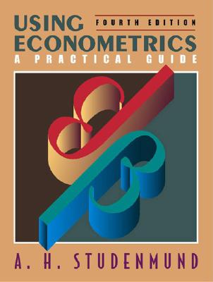 Image for Using Econometrics: A Practical Guide (4th Edition)