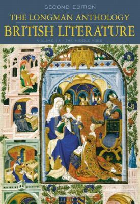Image for The Longman Anthology of British Literature, Volume 1A: The Middle Ages (2nd Edition)