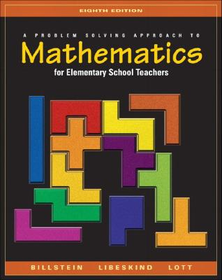 Image for A Problem Solving Approach to Mathematics for Elementary School Teachers