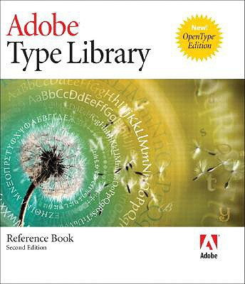 Image for Adobe Type Library Reference Book, The (2nd Edition)