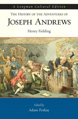Image for The History Of The Adventures Of Joseph Andrews