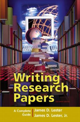Image for Writing Research Papers: A Complete Guide (perfect-bound) (11th Edition)