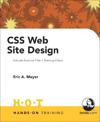 Image for CSS Web Site Design Hands on Training