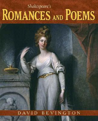 Image for Shakespeare's Romances and Poems (Bevington Shakespeare Series)