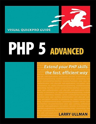 Image for PHP 5 Advanced: Visual QuickPro Guide
