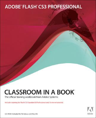 Image for Adobe Flash CS3 Professional Classroom in a Book