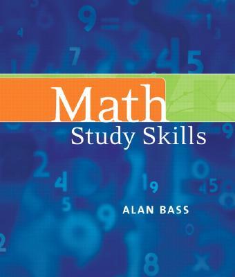 Math Study Skills, Bass, Alan