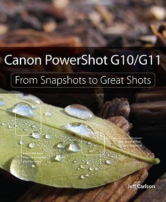 CANON POWERSHOT G10/G11, CARLSON, JEFF