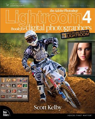 Adobe Photoshop Lightroom 4 Book for Digital, SCOTT KELBY