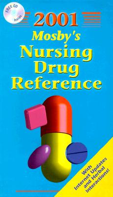 Image for Mosby's 2001 Nursing Drug Reference (Book with Mini CD-ROM for Windows)