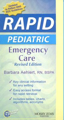 Image for RAPID Pediatric Emergency Care, Revised Edition