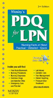 Image for Mosby's PDQ for LPN, 2e