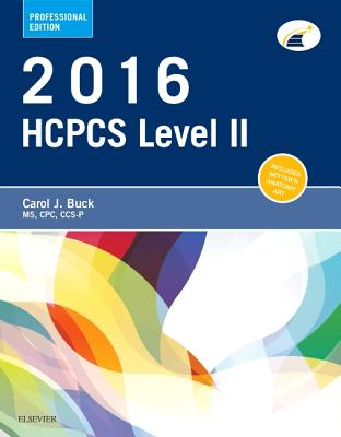 Image for 2016 HCPCS Level II Professional Edition