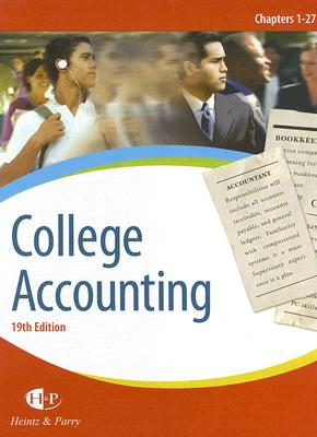 Image for College Accounting, Chapters 1-27 (Available Titles CengageNOW)