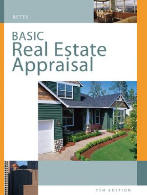 Image for BASIC REAL ESTATE APPRAISAL PRINCIPLES & PROCEDURES SEVENTH EDITION