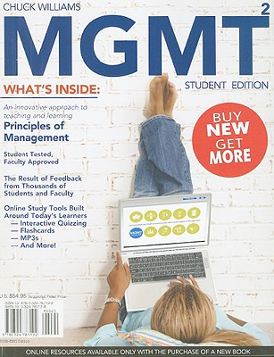 MGMT 2 Student Edition 2009 Edition, Chuck Williams (Author)