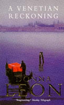 A Venetian Reckoning, Donna Leon